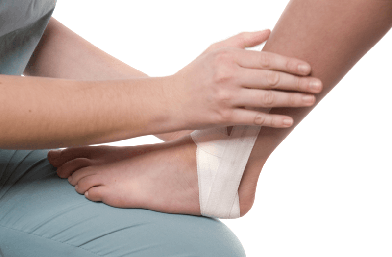 American Fork Sprained Ankle Treatment