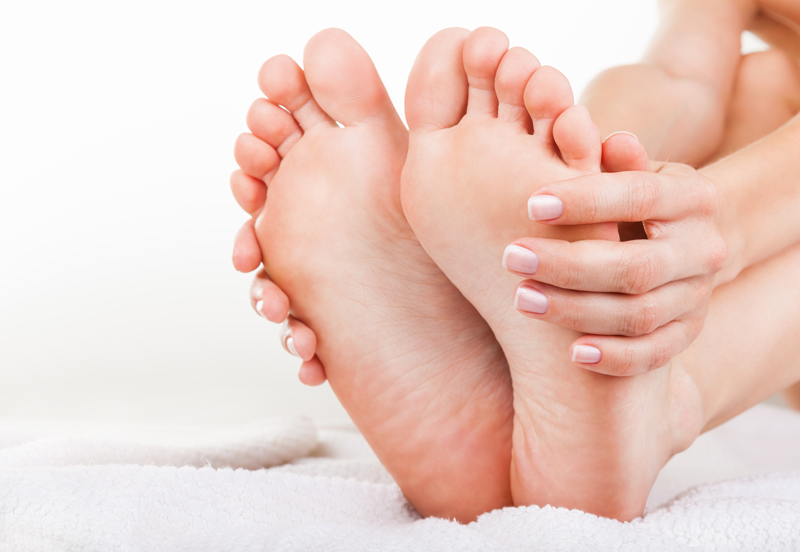 Work with a Vineyard Foot Health Specialist