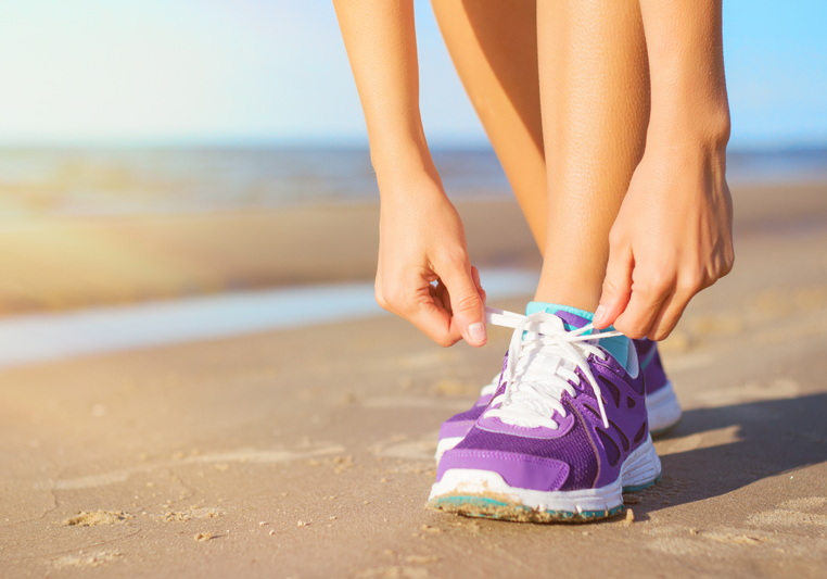 Wear Well-Fitting Shoes for Lindon Foot Health